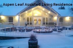 Aspen Leaf Assisted Living Residence