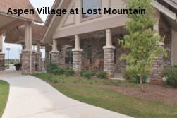 Aspen Village at Lost Mountain