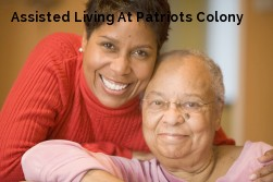 Assisted Living At Patriots Colony