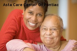 Asta Care Center Of Pontiac