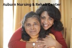 Auburn Nursing & Rehab Center