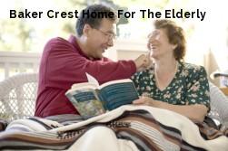 Baker Crest Home For The Elderly