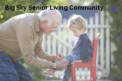 Big Sky Senior Living Community
