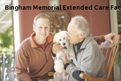 Bingham Memorial Extended Care Facility