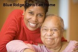 Blue Ridge Christian Home