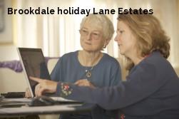 Brookdale holiday Lane Estates