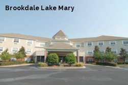 Brookdale Lake Mary