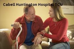 Cabell Huntington Hospital TCU