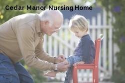 Cedar Manor Nursing Home