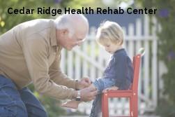 Cedar Ridge Health Rehab Center