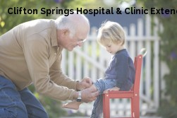 Clifton Springs Hospital & Clinic Extended Care