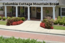 Columbia Cottage Mountain Brook