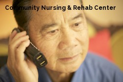 Community Nursing & Rehab Center