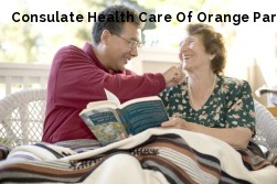 Consulate Health Care Of Orange Park