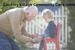 Country Village Community Care Home