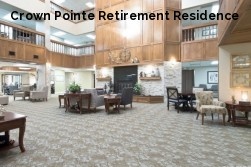 Crown Pointe Retirement Residence