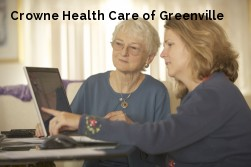 Crowne Health Care of Greenville