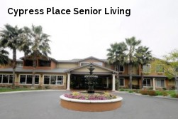 Cypress Place Senior Living