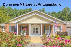 Dominion Village at Williamsburg