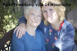Faith Friendship Villa Of Mountville