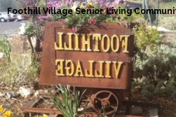 Foothill Village Senior Living Community