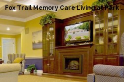 Fox Trail Memory Care Living at Park ...