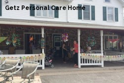 Getz Personal Care Home