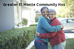 Greater El Monte Community Hos