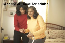 Greenbriar Home for Adults