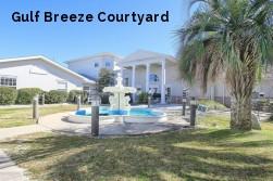 Gulf Breeze Courtyard