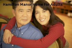 Hamilton Manor Home for Adults