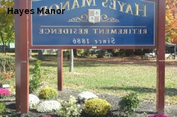 Hayes Manor