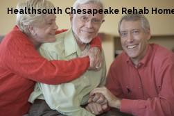 Healthsouth Chesapeake Rehab Home Health