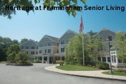 Heritage at Framingham Senior Living