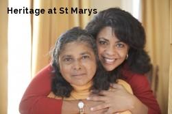 Heritage at St Marys
