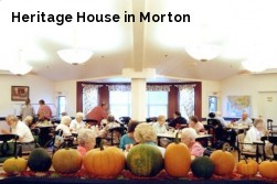 Heritage House in Morton