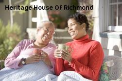 Heritage House Of Richmond