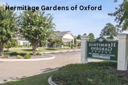 Hermitage Gardens of Oxford