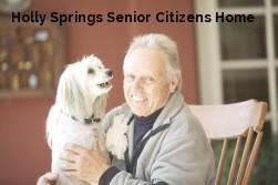 Holly Springs Senior Citizens Home