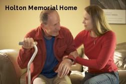 Holton Memorial Home