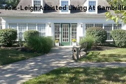 Kris-Leigh Assisted Living At Gambrills