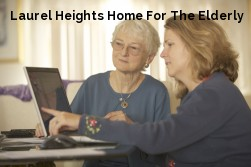 Laurel Heights Home For The Elderly