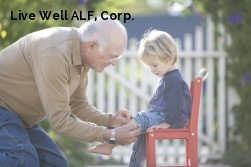 Live Well ALF, Corp.