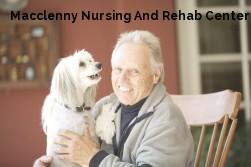 Macclenny Nursing And Rehab Center 1