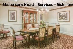 Manorcare Health Services - Richmond