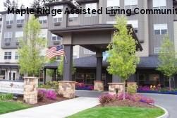 Maple Ridge Assisted Living Community