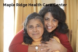 Maple Ridge Health Care Center