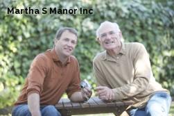 Martha S Manor Inc