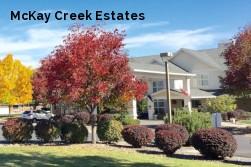 McKay Creek Estates