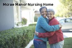 Mcrae Manor Nursing Home